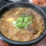八段 - 濃厚つけ麺 (つけ汁)