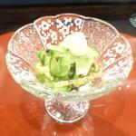 天ぷら 割烹 昌 - 先付
