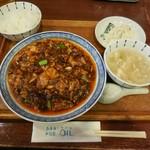 67378713 - 四川麻婆豆腐ランチ 900円