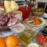 BASEL - 料理写真:Park Side BBQの内容です!