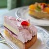 カフェ デリプリュ - 料理写真:ローズと木の実のタルト♡