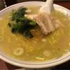 上海餃子 りょう華 - 料理写真:上湯麺(塩) 850円。