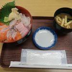 飛梅 - 紅白丼
