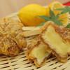 紅葉堂 - 料理写真:名店街店の季節限定品『揚げもみじ』瀬戸内レモン