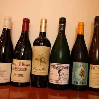 【ソムリエが選ぶワイン】