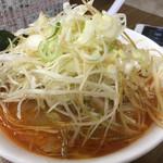 Hokkaidouramenrairaiken - 味噌オロチョンラーメン+ねぎ入り ¥850+300