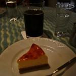 工房花屋SOKO - 料理写真:(2017/3月)アイスコーヒーとチーズケーキ