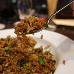 シーメンハン - 台湾腸詰黒炒飯