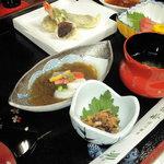 早蕨山荘赤政 - 料理写真: