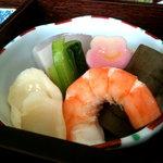 京料理 清水 - 素材の一つ一つが美味♪