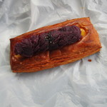 JOUIR - 紅イモデニッシュ 130円
