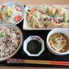 Yogishokudou - 料理写真:ふ~ちゃんぷる~定食
