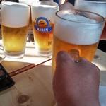 67391068 - まずは乾杯!