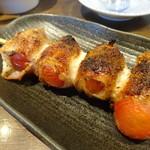 豚星 - トマト巻き200円