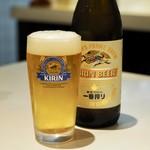 67392390 - 瓶ビール¥500