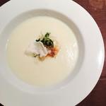 ぽわぶる - 豆腐のスープ
