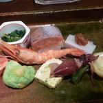 四季 粋花亭 - 前菜