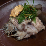 四季 粋花亭 - 煮魚
