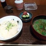 四季 粋花亭 - ご飯