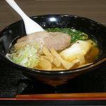 浜鶏 - ラーメン 750円