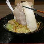 浜鶏 - チャーシュー(豚&鶏)