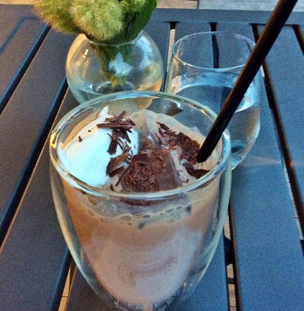 サマーバード オーガニック - Iced Chocolate(冷たいチョコレートドリンク)