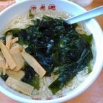 老郷 - 湯麺(タンメン) 550円