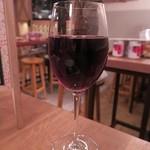 ワインの酒場。ディプント - 「ランブルスコ エミリア・ロッソ・ドルチェ」