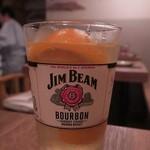 ワインの酒場。ディプント - 「ジムビーム シトラスハイボール」