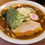 三三七 - 「煮干し中華そば」(750円)