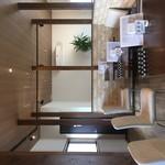 Okayama Table TERRA - 2階席は開放感溢れる空間でゆったりできます