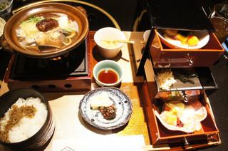 なにわ食彩 しずく - 海の幸の姫御膳2000円