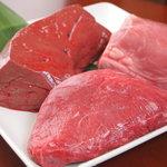 牛舎 - プリップリのお肉達