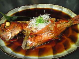 いづみや - 金目鯛の煮つけ