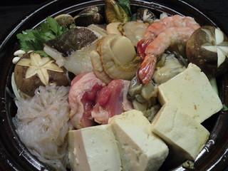 いづみや - 海鮮よせ鍋