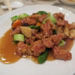 67400263 - 29年5月 北京式酢豚