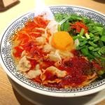 丸源ラーメン - 辛肉そば✩