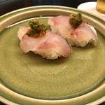 67401362 - 鯵のお寿司