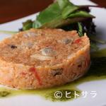 ペルバッコ イタリアーノ - あさりの塩分のみでつくる『あさりのリエット』