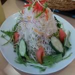 サモサ - 「フレッシュサラダ」