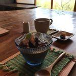 cafe 里山舎 - 料理写真: