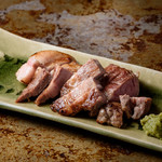 岩中豚のポークステーキ