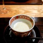 虎白 - トリュフ茶碗蒸し