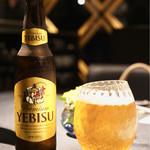 Vel  ROsier - ヱビス瓶ビール