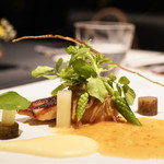 Vel  ROsier - 料理写真:金目鯛のXO醤