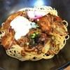 すぱじろう - 料理写真:「名古屋名物 味噌煮込みカレーすぱ」1,080円