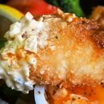 芳味亭 - 上洋食弁当(フィッシュフライ)