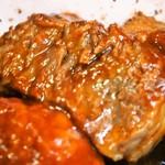 芳味亭 - 上洋食弁当(ビーフスチュー)