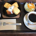 六古窯 - フレンチトーストモーニング +250円