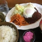 B級食堂 - ♪本日のランチA ¥756